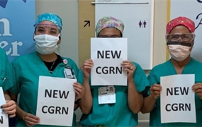 The Journey to Certification: SVBGH Endoscopy Welcomes New CGRNs