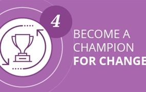 Become a Champion for Change