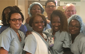 A Day in the Life: Advocate Trinity Hospital in Chicago